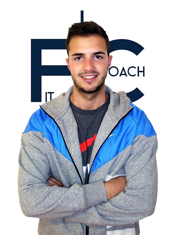 Vincent, votre coach sportif